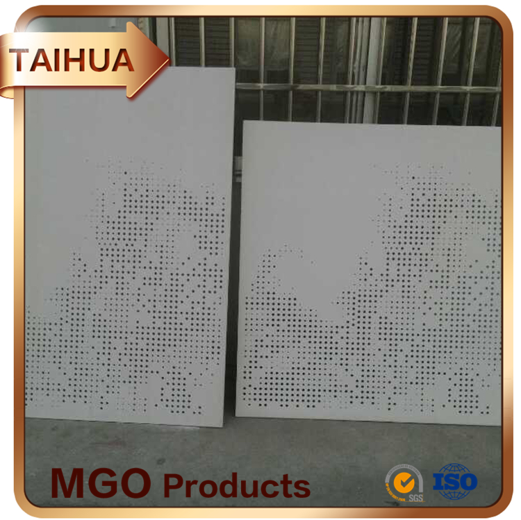 New Innovation Building Material Mgo Board Non Combustible Materials