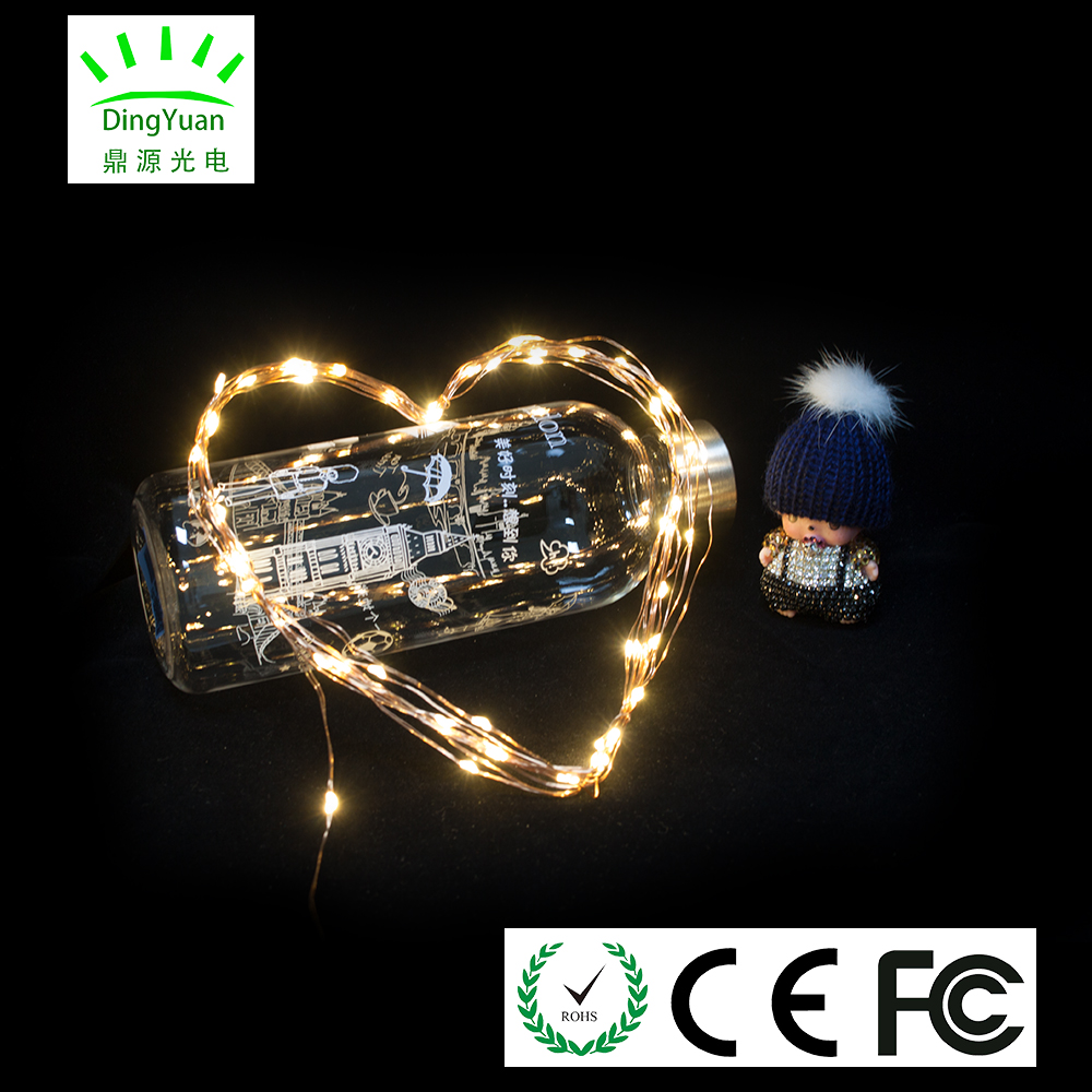 Factory direct high quality wedding decoration lights Led Light Chain For Party Celebration Decoration