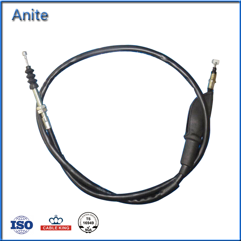 Wholesale Custom Bajaj Boxer Motorcycle Parts CLutch Cable Control Cable In China