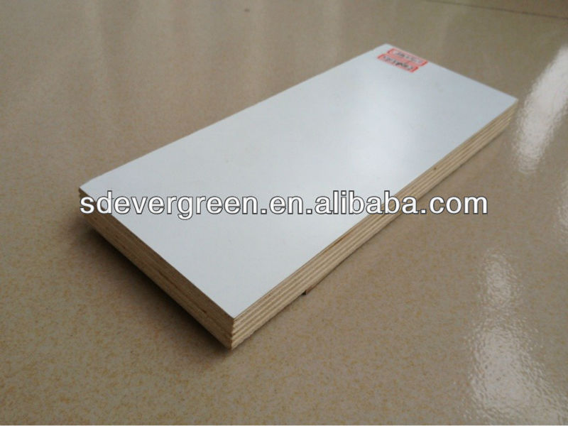 high quality poly coated plywood