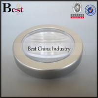 wholesale cosmetic 18/20/30/38/43/63/70mm jar lids cheap aluminum screw cap for vodka gold aluminum cap alibaba china supplier