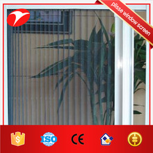 18x18mesh Fiberglass Plisse Insect Screen roller fly screen