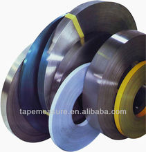 19mm/20mm rolled bending steel tape measure materials with custom sizes