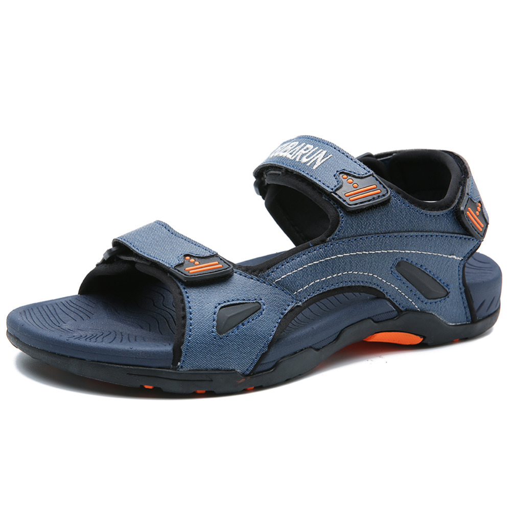 Summer fashion <strong>sandals</strong> men new style new develop from factory in jinjiang