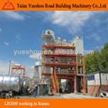 Asphalt Mixing Plant 160t/h working in Russia