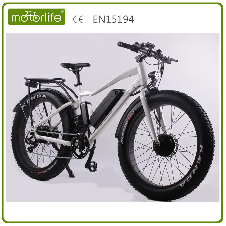 Motorlife fashion e-bike fat bike tire 26 x 4.0 euro bike electric