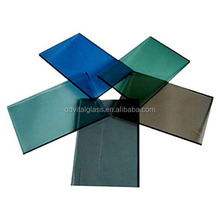 Tinted Reflective Float Glass