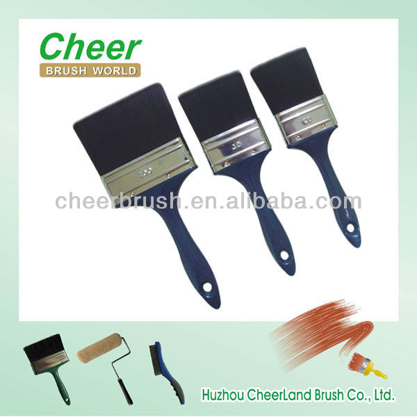 paint brush Cheer 1006/synthetic bristle paint brushes,paint holders