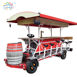 A party bike pedal pub for 15 people