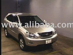 used no7 Toyota Harrier car