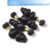 Cheap KBL 100% hair extension dropshipping,caribbean wave human hair virgin,hand tied weft hair extension