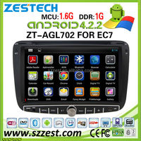 ZESTECH car dvd player for geely emgrand ec7 car dvd player DVR Android 4.2.2 capacitive multi touch screen