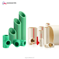 building materials name competitive cpvc ppr pipe for hot water supply