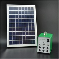 DC power 4AH solar energy portable, solar generator for sale