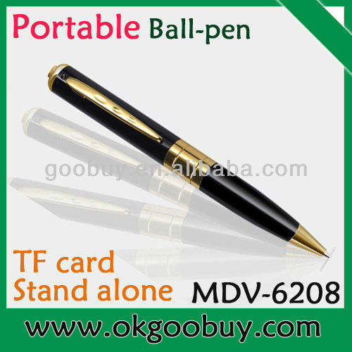 china cheapest bpr6 pen camera, pen DVR from pen camera factory