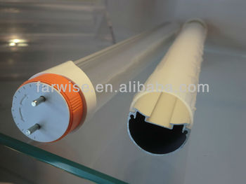 T10 LED Tube House With Rotating Holder T8-9
