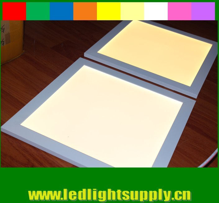 led suspended square led ceiling panel light with 30*30cm 13w