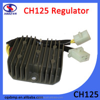 CB125T Motorcycle Voltage Regulator Rectifier 12v For Honda/Good Quality Scooter Three Phase Controlled Rectifier