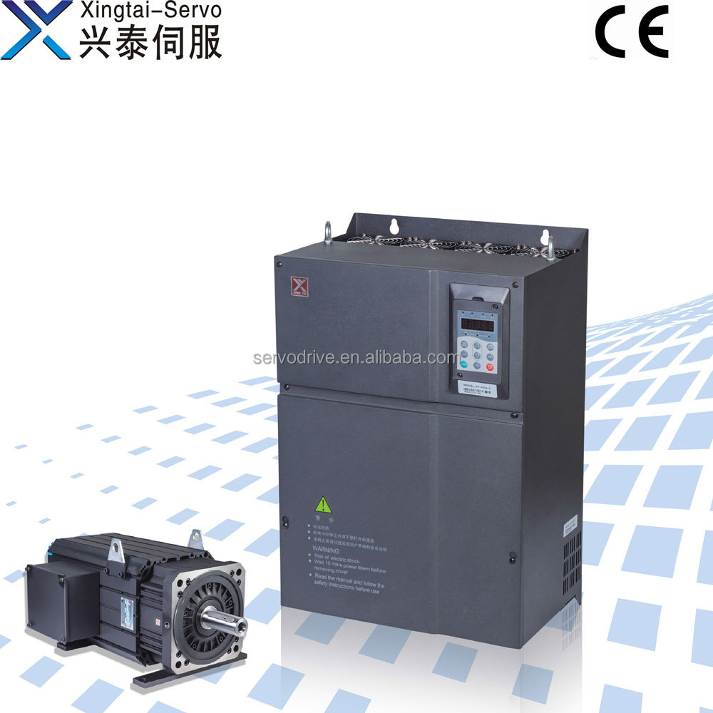 high performance Servo motor AC drive 380v