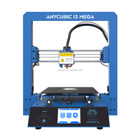 Wholesale only I3 Mega 3D printer machine , 3D metal printer price