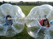 Funny PVC inflatable buddy bumper ball