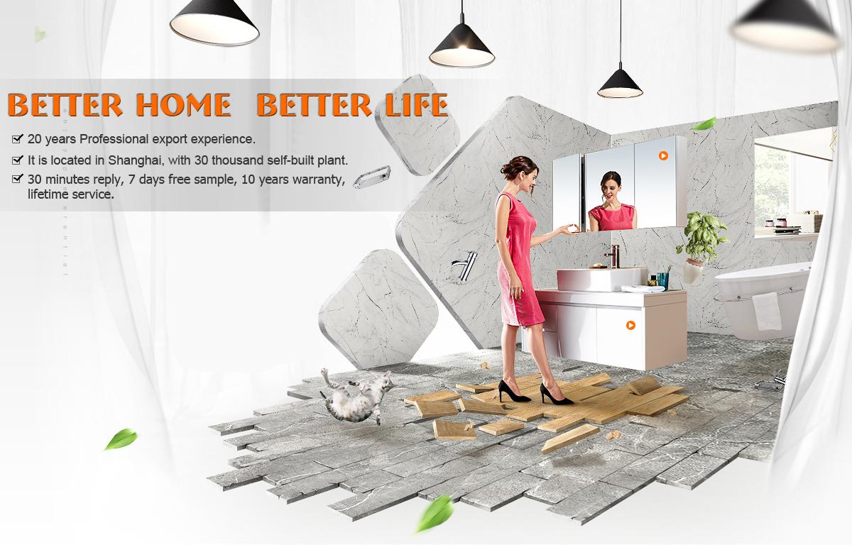 Shanghai Homebase Sansheng Household Products Co., Ltd. - bathroom ...