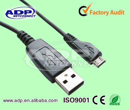 Excellent Quality Micro USB Cable 2.0 Made in China