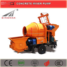 High quality JBT30 concrete mixer with pump in india price in india