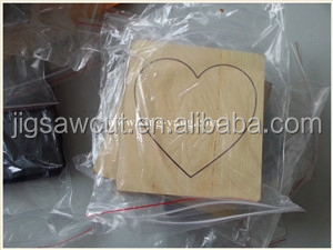 heart shape scrapbooking wooden steel rule die cutter size, 15.8mm thick fit sizzix big shot