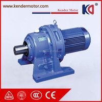 High speed chinese manufacture W series speed reducer gearbox