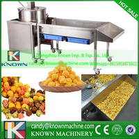 CE approved popcorn ball make, spherical/ball popcorn making machine