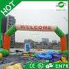 Hot slae and good quality inflatable arch tent,inflatable promotional arch,inflatable party gate