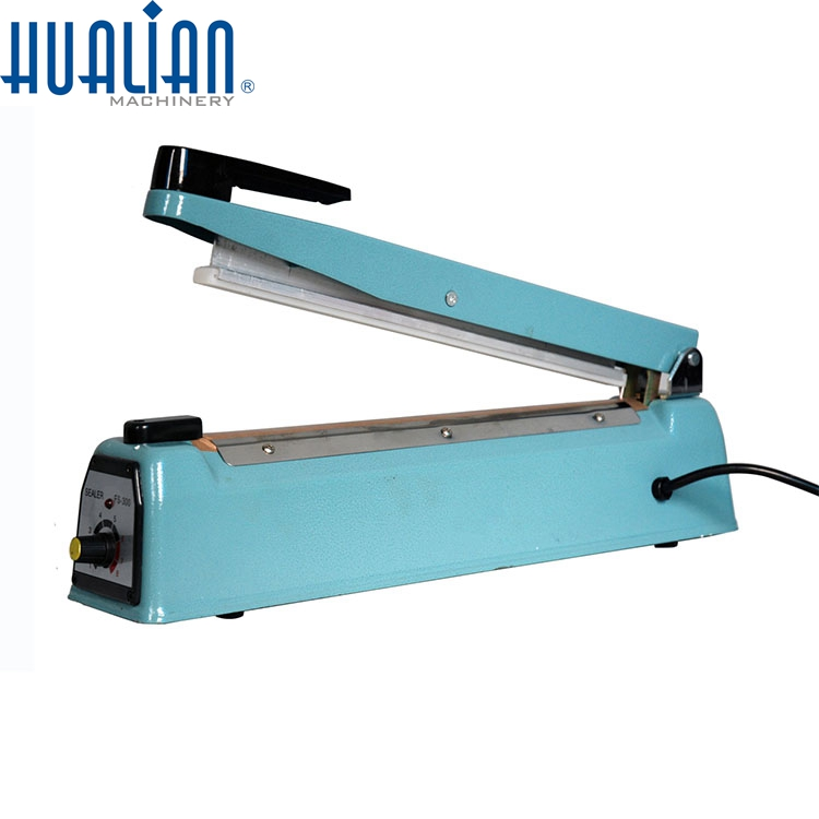 HUALIAN Impulse Plastic Film Heat Sealer