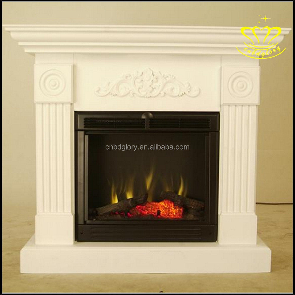 European natural marble fireplace in the sitting room adornment fireplace mantel