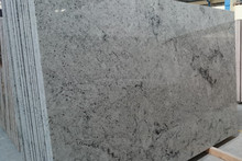 Colonial White Hot New product for 2015 Granite Slabs in Brushed honed flamed leather finished antique finished tile sizes.