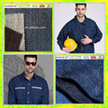 100%cot 32/2x10 light indigo 32 oz denim uniform fabric
