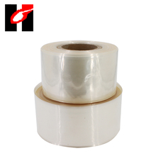 multiple extrusion processing type and shrink film type roll soft pvc film