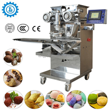Automatic moon cake food processing making machine encrusting machine