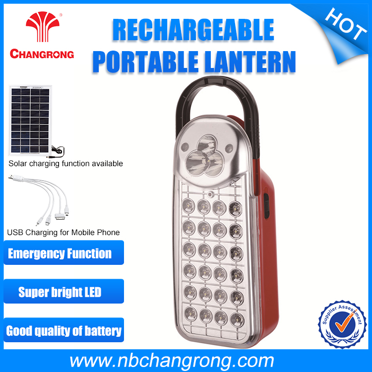 USB mobile phone charge Portable Lantern Usd Charger