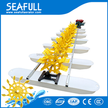 SEAFULL 16 Impeller long arm High Efficiency Diesel engine Paddle Wheel Aerator for Shrimp and Fish