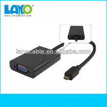 Factory directly supply usb to vga display adapter