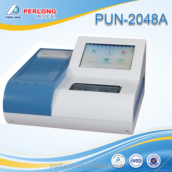 PUN-2048A blood coagulation factor with dual channel