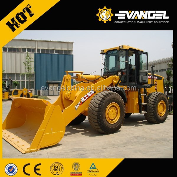 Efficient Cheap Newly Xcmg 8ton Wheel Loader Lw800k