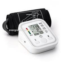 hot sale blood pressure apparatus with memories fully automatic digital upper arm blood pressure monitor