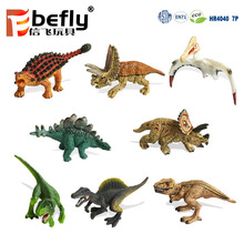 Funny kids pretend play dinosaur toy mini plastic for sale