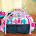 High performance metal twin size children bed