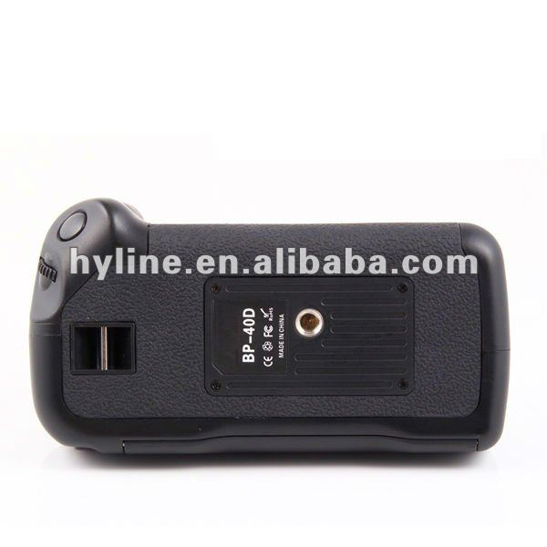 2012 Hot sell digital battery grip for Canon EOS 20D/30D/40D/50D BG-E2N