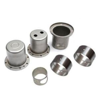 Custom made stainless steel stamping and deep drawing parts
