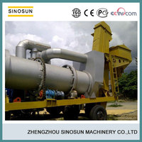 60t/h bitumen plant for road construction