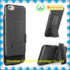 new product hard case holster kickstand belt clip case for iphone